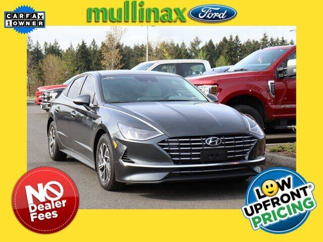 2020 Hyundai Sonata Hybrid for sale in Olympia, WA