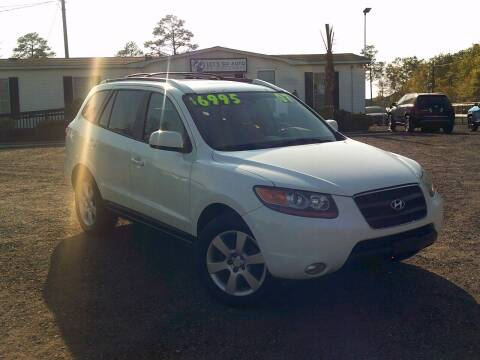 2007 Hyundai Santa Fe for sale at Let's Go Auto Of Columbia in West Columbia SC