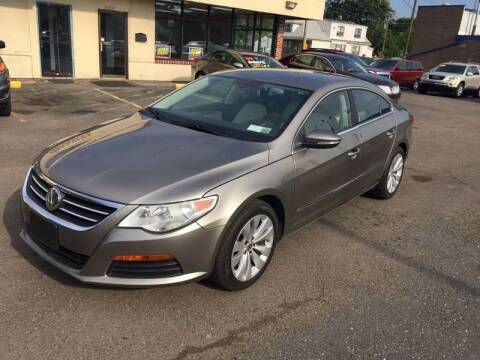 2012 Volkswagen CC for sale at GREAT DEAL AUTO SALES in Center Line MI