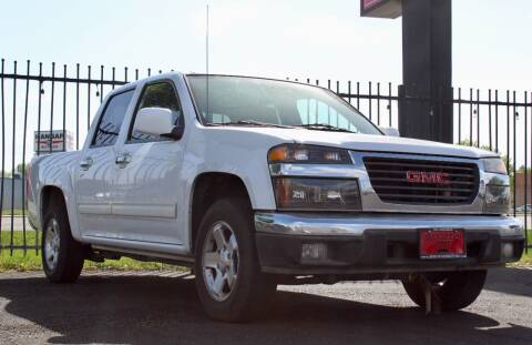 2012 GMC Canyon for sale at Avanesyan Motors in Orem UT
