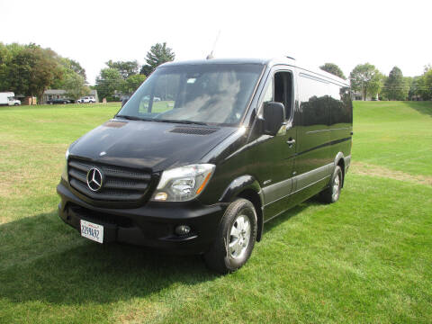 2014 Mercedes-Benz Sprinter Passenger for sale at Triangle Auto Sales in Elgin IL