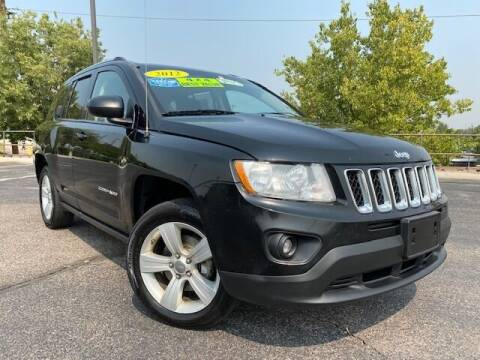 2012 Jeep Compass for sale at UNITED Automotive in Denver CO