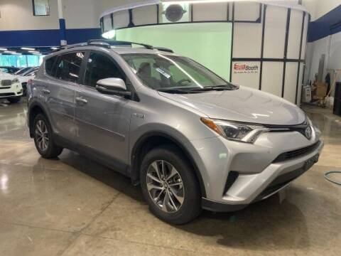 2018 Toyota RAV4 Hybrid for sale at Curry's Cars Powered by Autohouse - Auto House Scottsdale in Scottsdale AZ