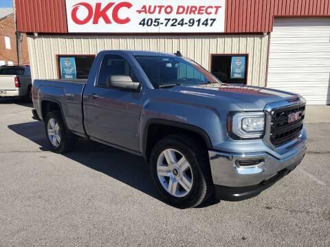 2016 GMC Sierra 1500 for sale at OKC Auto Direct in Oklahoma City OK