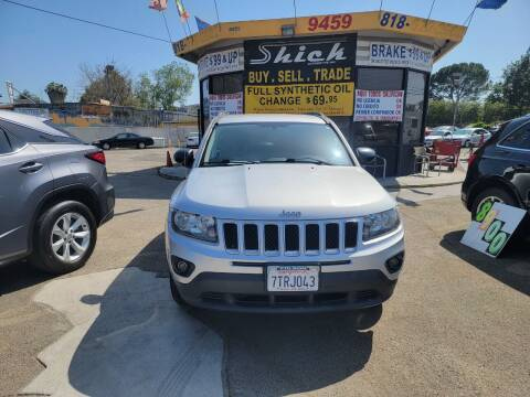 2014 Jeep Compass for sale at Shick Automotive Inc in North Hills CA