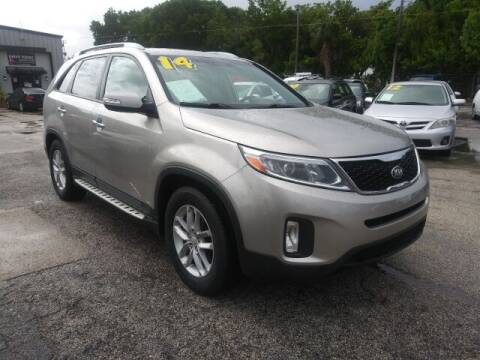 2014 Kia Sorento for sale at Brascar Auto Sales in Pompano Beach FL