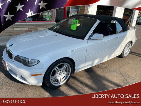 2004 BMW 3 Series for sale at Liberty Auto Sales in Elgin IL