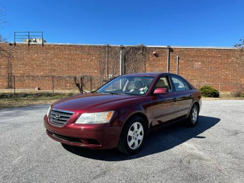 2009 Hyundai Sonata for sale at RoadLink Auto Sales in Greensboro NC