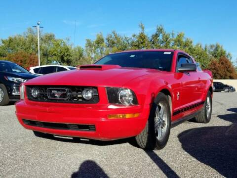 2007 Ford Mustang for sale at Buy Here Pay Here Lawton.com in Lawton OK