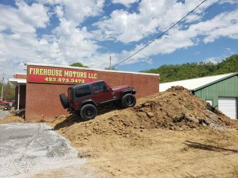 2001 Jeep Wrangler for sale at Firehouse Motors LLC in Bristol TN