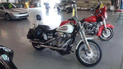 2006 Harley Davidson Super Glide for sale at Adams Enterprises in Knightstown IN