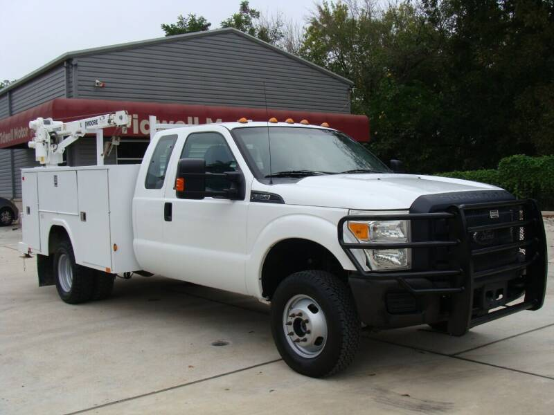 2015 Ford F-350 for sale at TIDWELL MOTOR in Houston TX