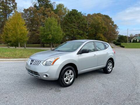 2009 Nissan Rogue for sale at GTO United Auto Sales LLC in Lawrenceville GA