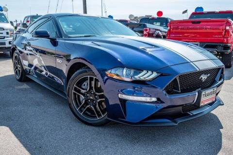 2019 Ford Mustang for sale at TRAVERS GMT AUTO SALES - Traver GMT Auto Sales West in O Fallon MO