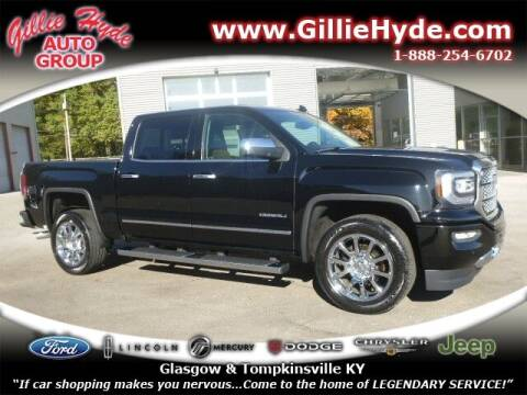 2017 GMC Sierra 1500 for sale at Gillie Hyde Auto Group in Glasgow KY