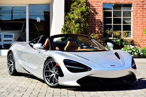 2020 McLaren 720S Spider for sale at O'Gara Coach McLaren Beverly Hills in Beverly Hills CA