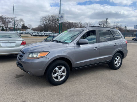 2007 Hyundai Santa Fe for sale at Peak Motors in Loves Park IL