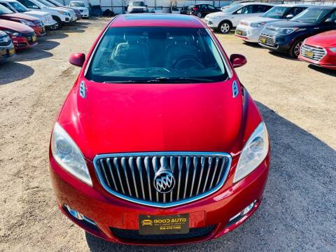 2012 Buick Verano for sale at Good Auto Company LLC in Lubbock TX