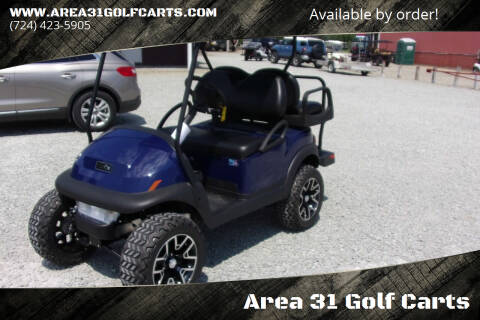 2021 Club Car Villager, 4 Passenger Villager, Gas for sale at Area 31 Golf Carts - Gas 4 Passenger in Acme PA