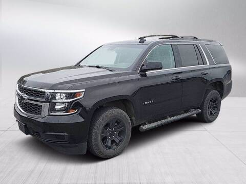 2019 Chevrolet Tahoe for sale at Fitzgerald Cadillac & Chevrolet in Frederick MD