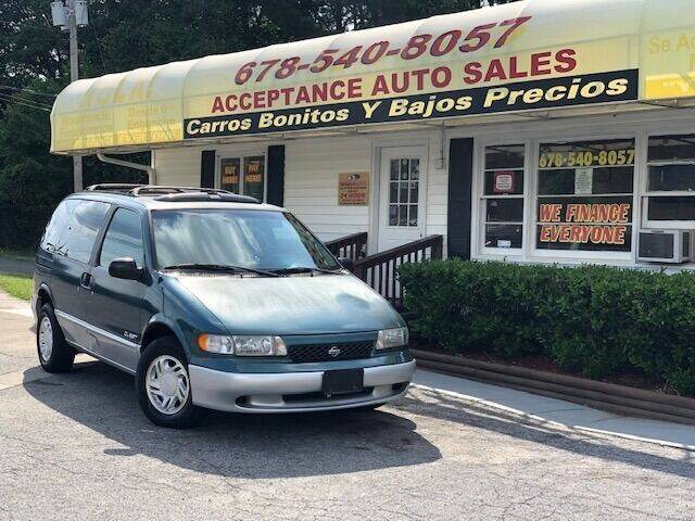 used 1997 nissan quest for sale carsforsale com used 1997 nissan quest for sale
