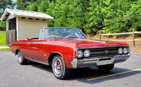 1964 Oldsmobile Cutlass for sale at Haggle Me Classics in Hobart IN