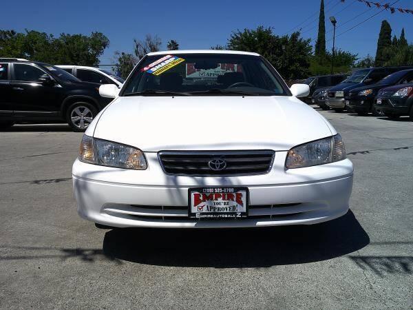 2000 Toyota Camry for sale at Empire Auto Sales in Modesto CA