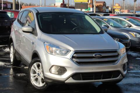 2017 Ford Escape for sale at Dynamics Auto Sale in Highland IN
