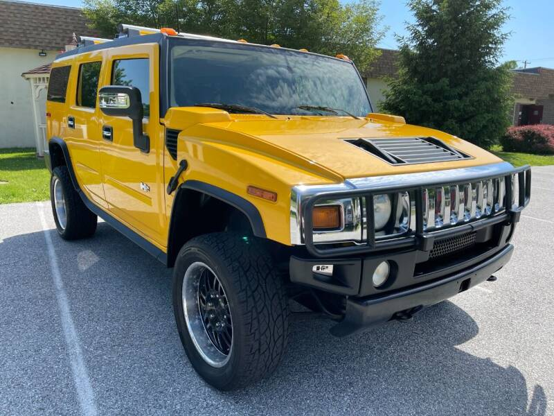 2003 HUMMER H2 for sale at CROSSROADS AUTO SALES in West Chester PA