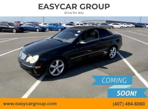 2005 Mercedes-Benz CLK for sale at EASYCAR GROUP in Orlando FL