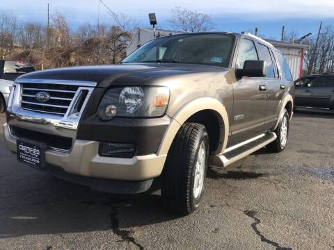 2007 Ford Explorer for sale at Certified Auto Exchange in Keyport NJ