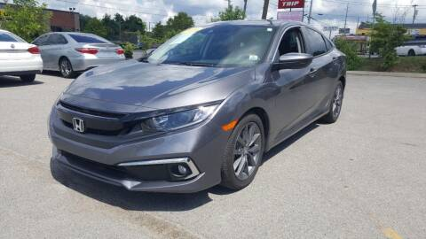 2019 Honda Civic for sale at A & A IMPORTS OF TN in Madison TN