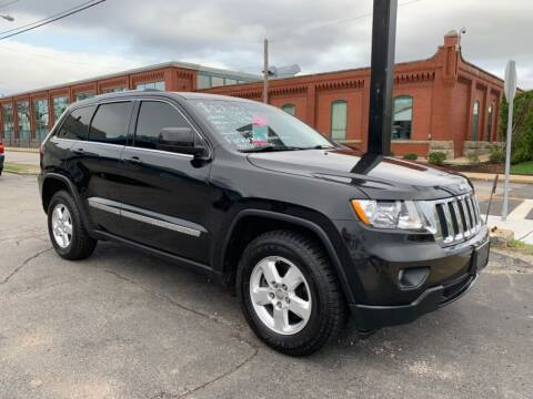 2012 Jeep Grand Cherokee for sale at Fournier Auto and Truck Sales in Rehoboth MA