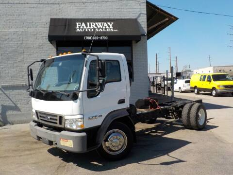 2006 Ford Low Cab Forward for sale at FAIRWAY AUTO SALES, INC. in Melrose Park IL