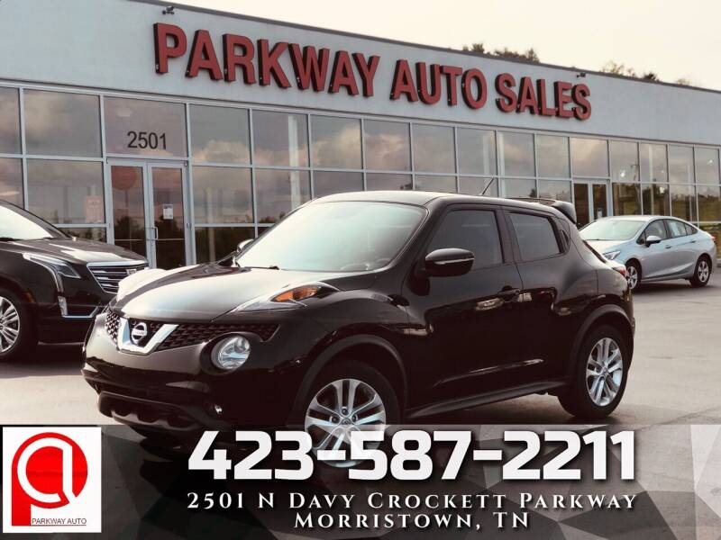 2016 Nissan JUKE for sale at Parkway Auto Sales, Inc. in Morristown TN