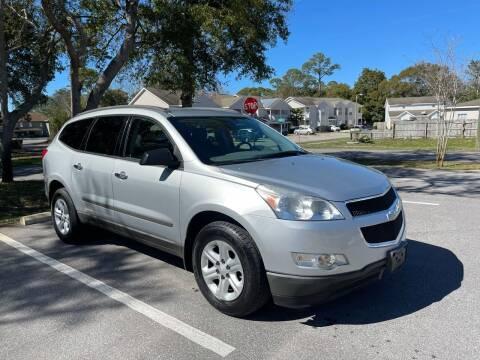 2012 Chevrolet Traverse for sale at Asap Motors Inc in Fort Walton Beach FL