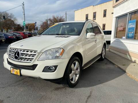 2011 Mercedes-Benz M-Class for sale at ADAM AUTO AGENCY in Rensselaer NY