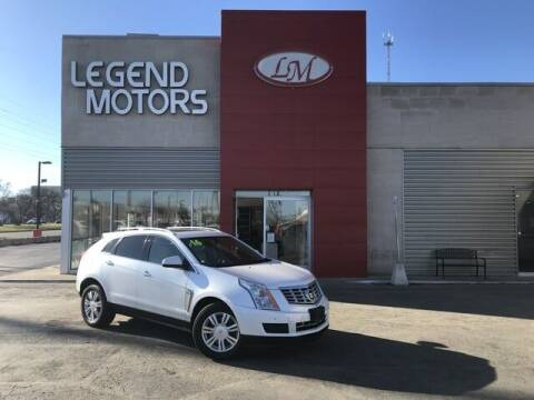 2016 Cadillac SRX for sale at Legend Motors of Detroit - Legend Motors of Ferndale in Ferndale MI