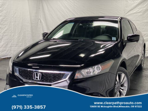 2009 Honda Accord for sale at CLEARPATHPRO AUTO in Milwaukie OR