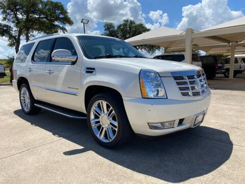 2012 Cadillac Escalade for sale at Thornhill Motor Company in Hudson Oaks, TX