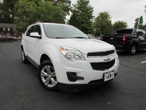 2012 Chevrolet Equinox for sale at K & S Motors Corp in Linden NJ