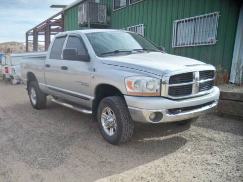2006 Dodge Ram Pickup 2500 for sale at Samcar Inc. in Albuquerque NM