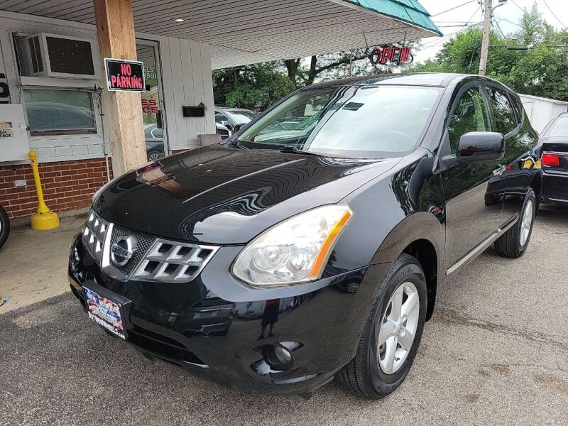 2013 Nissan Rogue for sale at New Wheels in Glendale Heights IL
