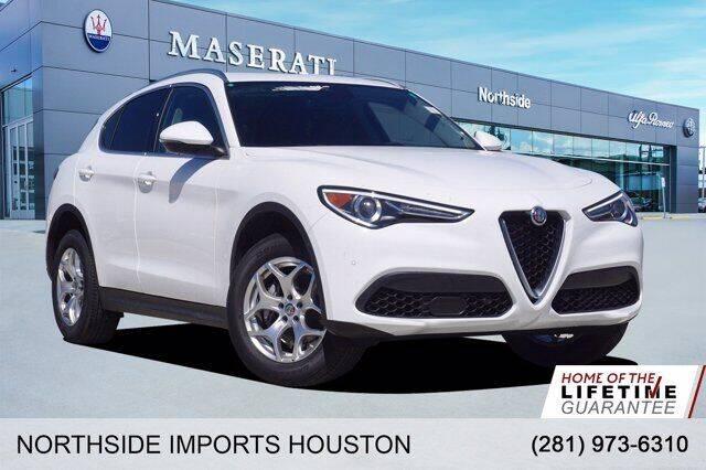 2021 Alfa Romeo Stelvio for sale in Spring, TX