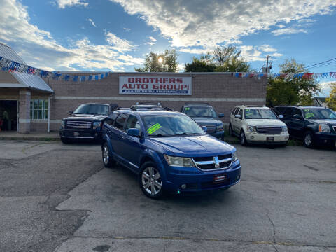 2010 Dodge Journey for sale at Brothers Auto Group in Youngstown OH