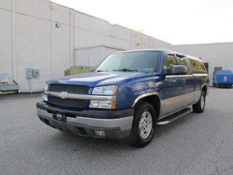 2004 Chevrolet Silverado 1500 for sale at Best Import Auto Sales Inc. in Raleigh NC