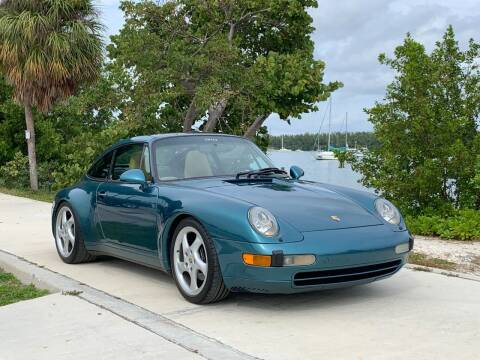 1996 Porsche 911 for sale at ZWECK in Miami FL