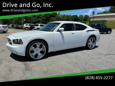 2010 Dodge Charger for sale at Drive and Go, Inc. in Hickory NC