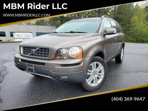 2009 Volvo XC90 for sale at MBM Rider LLC in Alpharetta GA