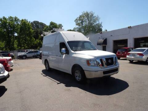 2012 Nissan NV Cargo for sale at United Auto Land in Woodbury NJ